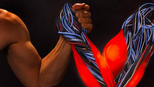 Bodybuilding für Maschinen