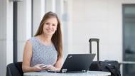 Karriere als Consultant: Eva Bartok arbeitet als Beraterin für McKinsey.