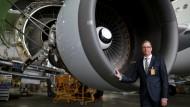 Ingenieure sind in vielen Unternehmen in der Unternehmensspitze zu finden: Der promovierte Ingenieur Johannes Bußmann beispielsweise ist Vorstandsvorsitzender bei der Lufthansa Technik AG.