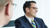 Christian Sailer ist seit 2014 Bereichsvorstand Audit bei KPMG.