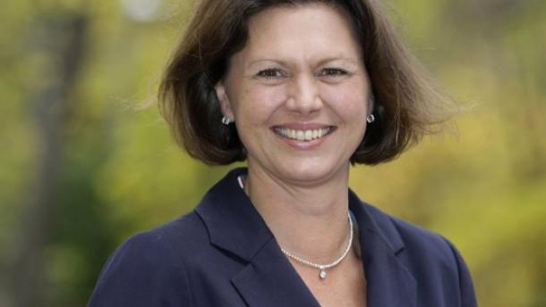 Ilse Aigner wird Bundeslandwirtschaftsministerin