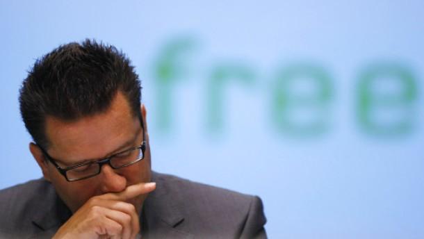 Freenet-Chef Spoerr wegen Insiderhandels angeklagt