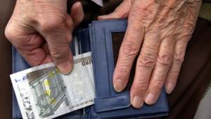 Koalition prüft Untergrenze für Renteniveau