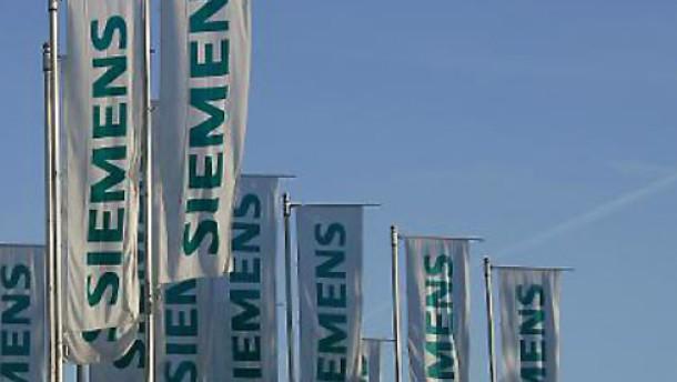 Siemens will 3000 Stellen streichen