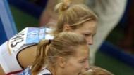Außen vor im Schaulaufen: die deutsche Frauen-Staffel