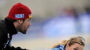 Friesinger holt zweites Gold und Niemanns Rekord