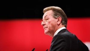 Die SPD hat einen neuen Steuermann