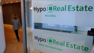 Hypo Real Estate will Depfa Bank übernehmen