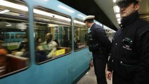 U-Bahn-Schläger im Gefängnis